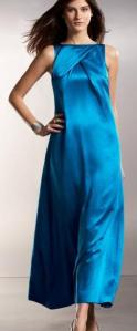 Banana Republic Silk Maxi Dress