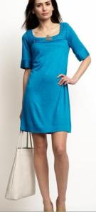 Banana Republic Jersey Empire Waist Dress