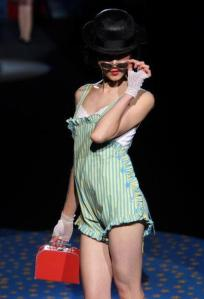 Betsey Johnson Spring 09
