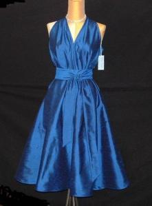 Etsy Blue Dress