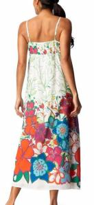 Old Navy Floral Maxi - back